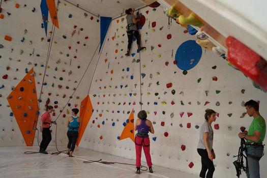 Tzoumerka climbing school