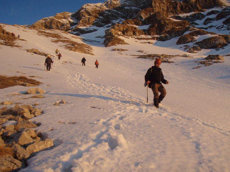 Σχολή Ορειβασίας Τζουμέρκων 2018